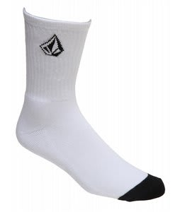 Volcom Full Stone Socks White