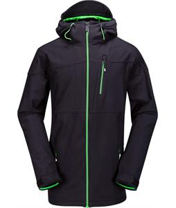 Volcom Geo Soft Shell Softshell Black