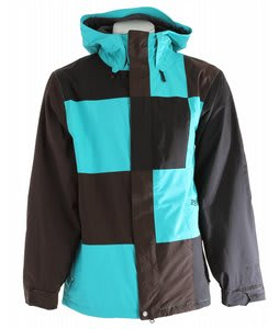 Volcom Getty Snowboard Jacket Teal