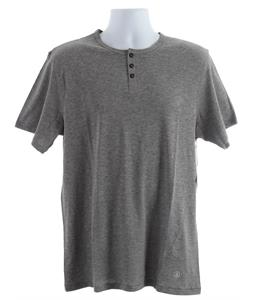 Volcom Goodland S/S Slub Heather Henley Shirt