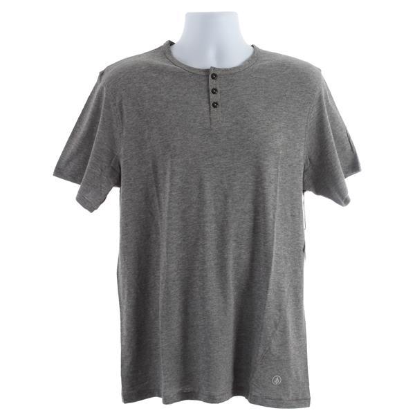 Volcom Goodland S/S Slub Heather Henley Shirt