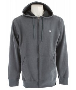 Volcom Gotta Basic Hoodie Blue Bird/Blue Heather