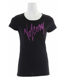Volcom Gotta Have It Sheer T-Shirt Black