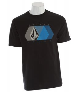 Volcom Grade Mesh T-Shirt Black