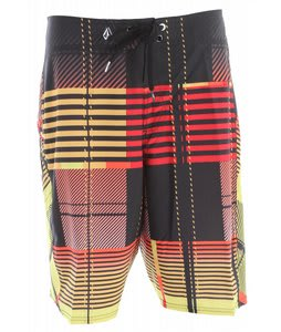 Volcom Gunshot Boardshorts Red