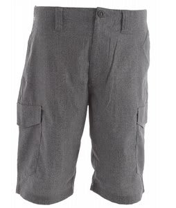 Volcom H20 Cargo Shorts Charcoal Heather