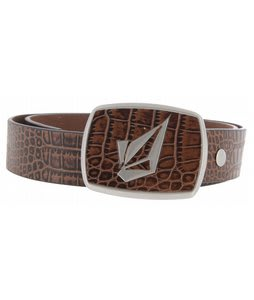 Volcom Half Stone Leather Belt