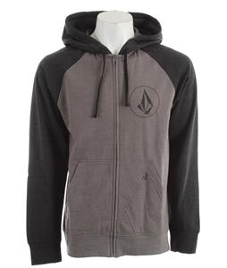 Volcom Half Stone Icon Hoodie Slate Heather
