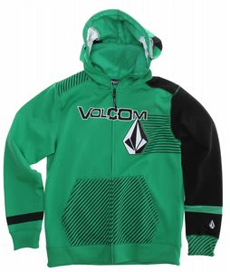 Volcom Hammer Full Zip Hoodie Poison