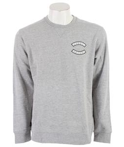 Volcom Hardly Sweatshirt Heather Grey