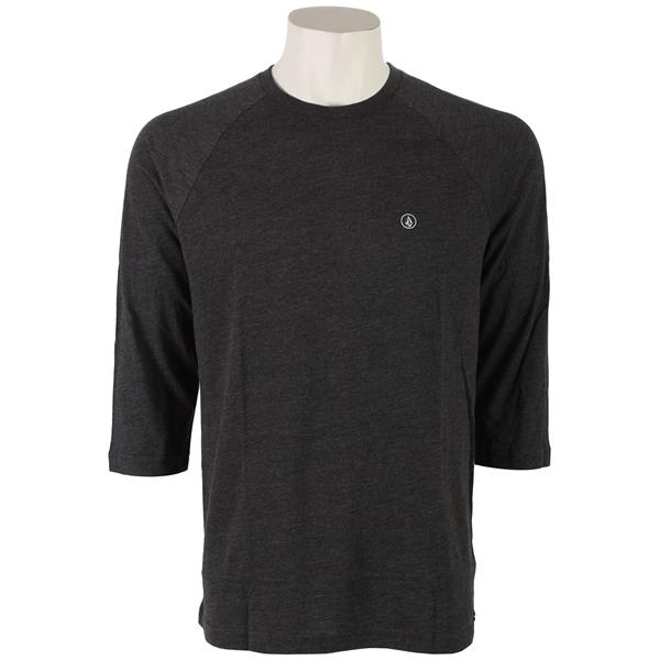 Volcom Heather 3/4 Raglan