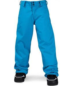 Volcom Hero Ins Snowboard Pants Cyan