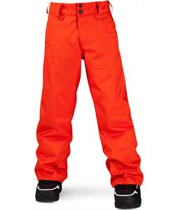 Volcom Hero Ins Snowboard Pants Orange