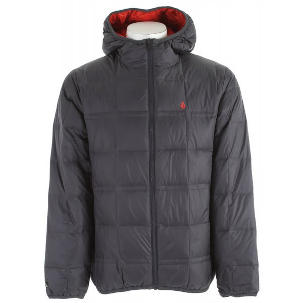 Volcom Hooded Puff Puff Jacket