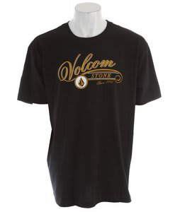 Volcom Hops T-Shirt Black