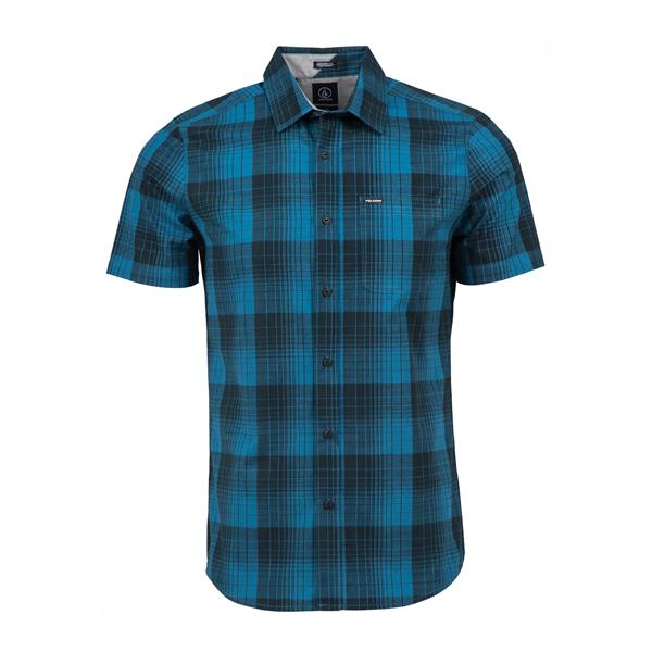 Volcom Icarus Plaid Shirt