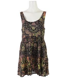 Volcom Inadaze Dress Salmon