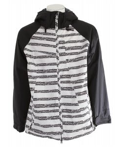 Volcom Industrial Snowboard Jacket Logo Stripe