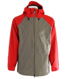 Volcom Industrial Snowboard Jacket Moss