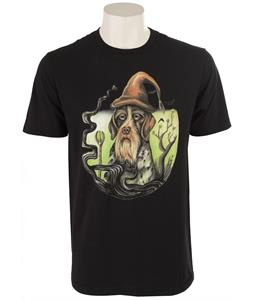 Volcom Insta Wizard T-Shirt Black