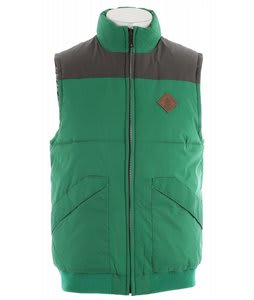 Volcom Intermont Vest Green