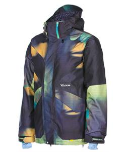 Volcom Iron Snowboard Jacket Blur Light