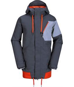 Volcom Isosceles Snowboard Jacket Charcoal