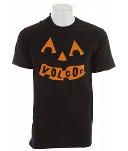 Volcom Jack O Pistol T-Shirt Black