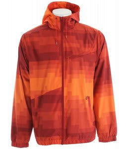 Volcom Jagger Jacket Electric Orange
