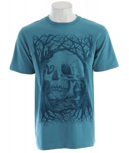 Volcom Jamie Brown Fa T-Shirt Ocean