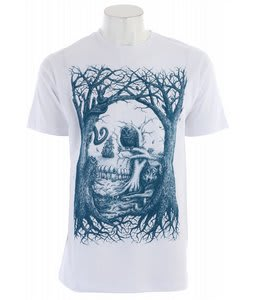 Volcom Jamie Browne Fa T-Shirt White