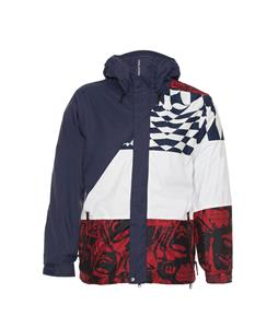 Volcom Johnny Jacket Navy