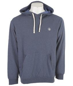 Volcom Justa Pullover Hoodie Stormy Blue