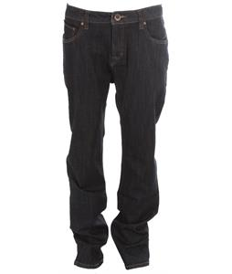 Volcom Kinkade Jeans Rinsed Indigo