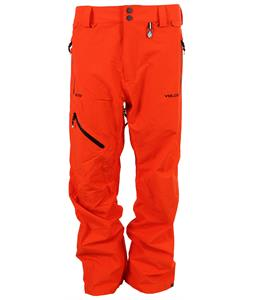 Volcom L Gore-Tex Snowboard Pants Orange