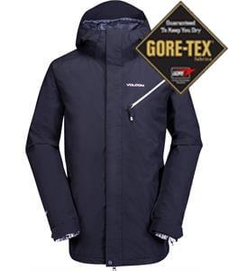 Volcom L Gore-Tex Snowboard Jacket Black