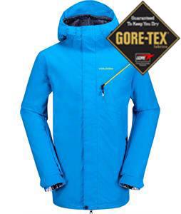 Volcom L Gore-Tex Snowboard Jacket Cyan