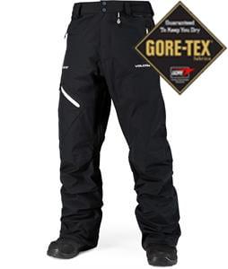 Volcom L Gore-Tex Snowboard Pants Black