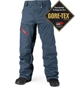 Volcom L Gore-Tex Snowboard Pants Charcoal
