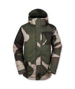 Volcom L Insulated Gore-Tex Snowboard Jacket