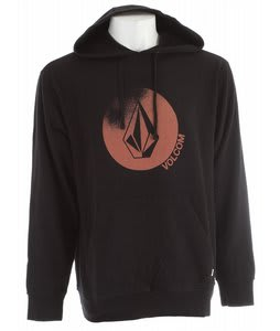 Volcom Lance Hoodie Black