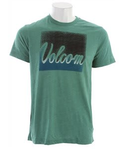 Volcom Leave T-Shirt Jade Heather