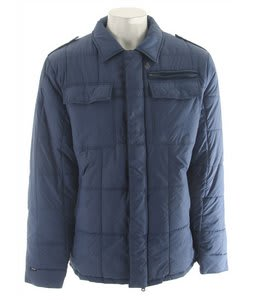 Volcom Leroy Jacket Blue Moon
