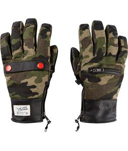 Volcom Let It Storm Gloves Camouflage