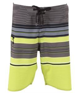 Volcom Lido Saber Boardshorts Lime