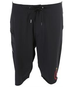 Volcom Lido Slide Hi Boardshorts Black