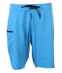 Volcom Lido Solid Boardshorts Cosmic Blue