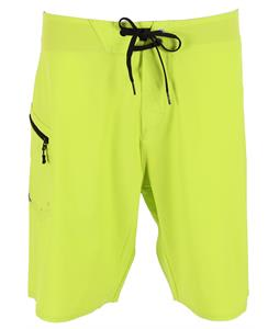 Volcom Lido Solid Boardshorts Lime