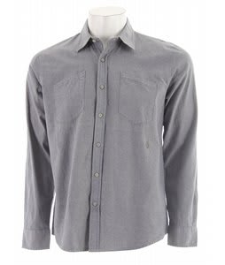 Volcom Lodger Chambray Shirt Indigo