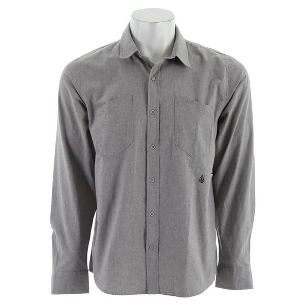 Volcom Lodger Chambray L/S Shirt